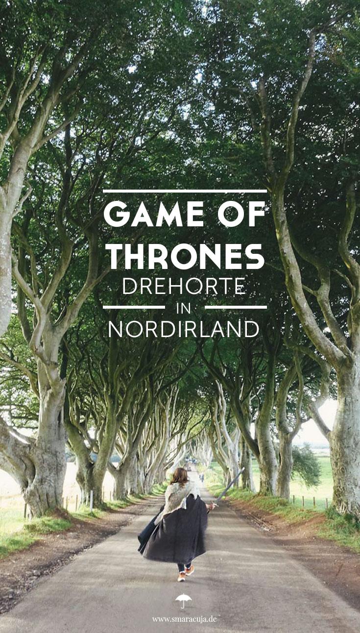 Ob Winterfell, Pyke oder die Kings Road quer durch Westeros, die meisten Game of Thrones Drehorte befinden sich in Nordirland an der Causeway Coastal Route