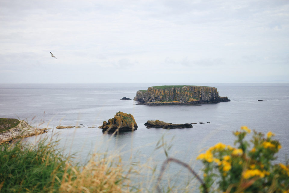 Carrick-a-Rede Nordirland