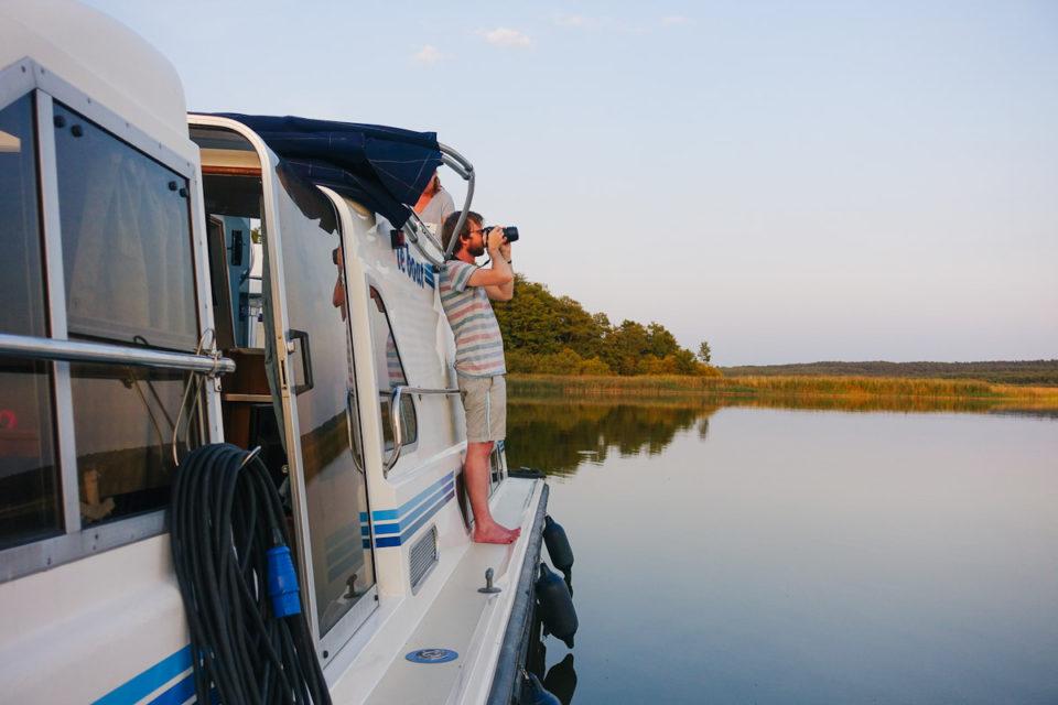 LeBoat Hausboot Smaracuja Mecklenburger Seenplatte