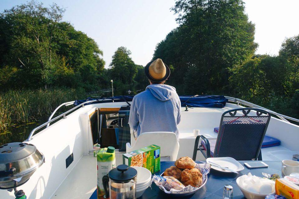 Mecklenburgische Seenplatte Hausboot LeBoat