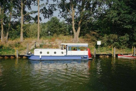 Mecklenburger Seenplatte Hausboot Reise