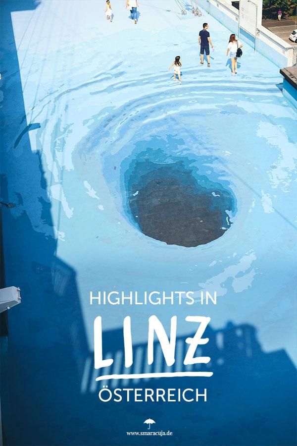 Tipps für eine Städtereise nach Linz in Oberösterreich: Museen und Ausstellungen, Graffiti, hippe Cafés und nachhaltiges Shopping