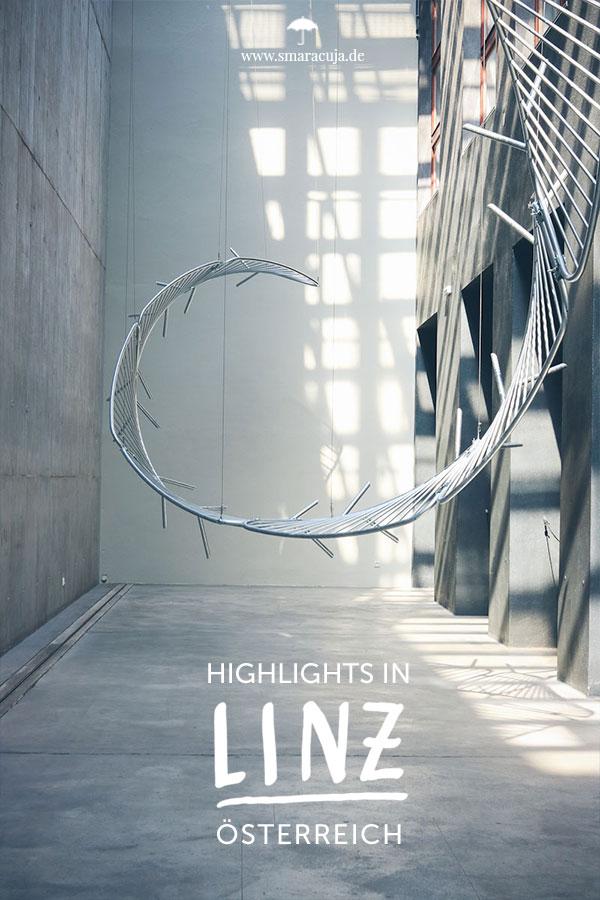 Die Highlights für eine Städtereise nach Linz: Museen, Street Art, Cafés und Shopping - alles an einem Tag