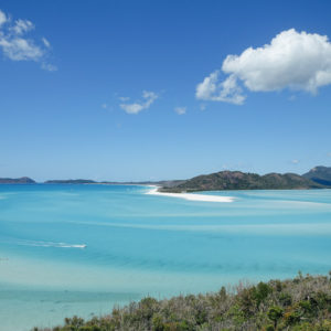 Whitsunday Islands – Eine Nacht am berühmten Whitehaven Beach