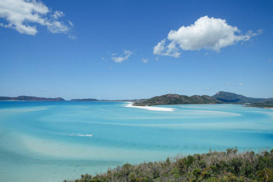 Hill Inlet Whitsunday Island Queensland