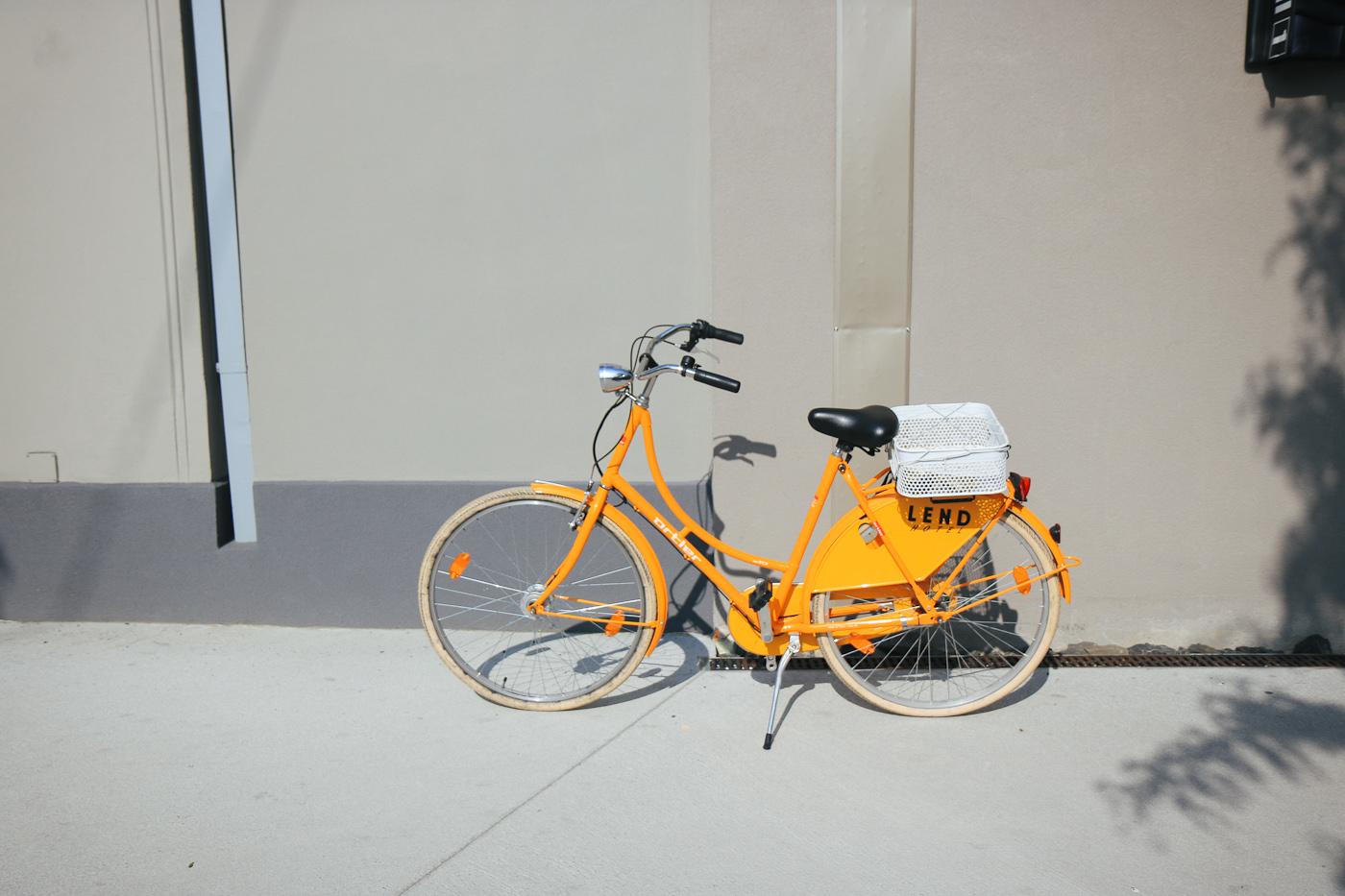 Lendhotel Graz Fahrrad