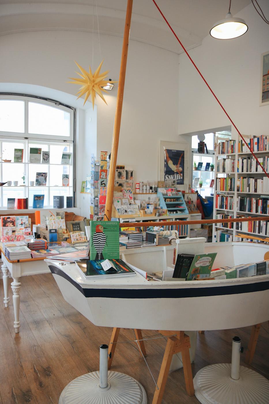 Büchersegler Graz