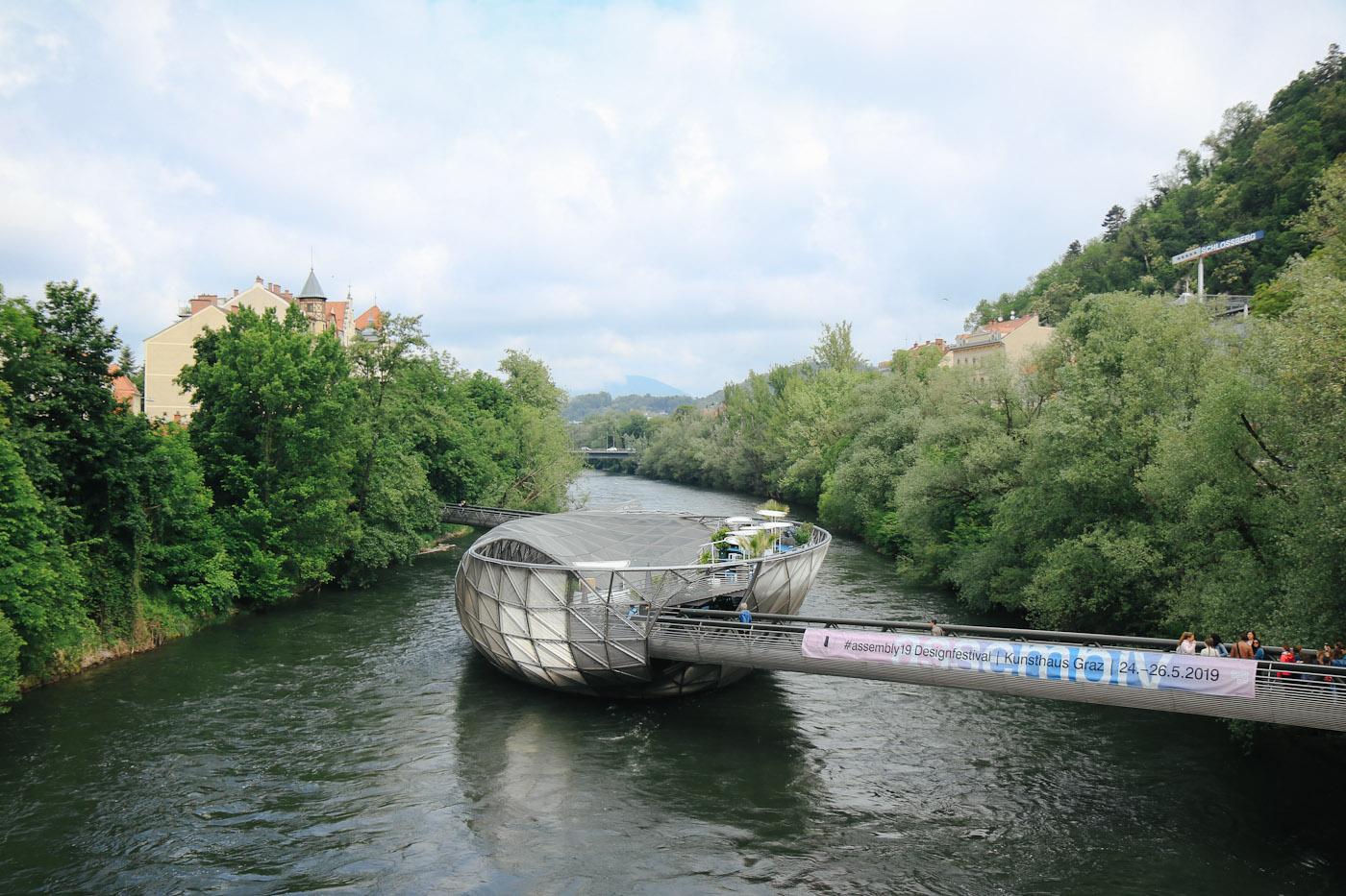 Murinsel Graz Designmonat