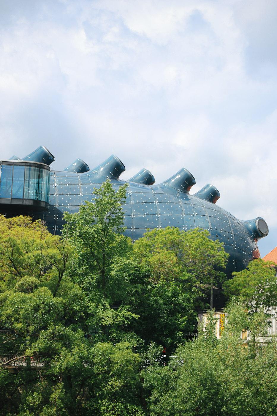 Kunsthaus Graz UNESCO
