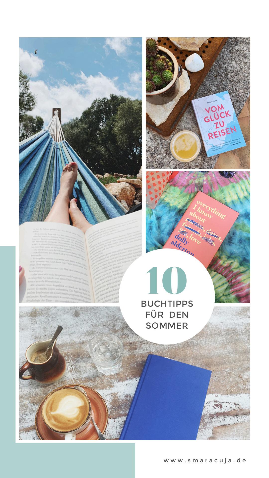 Büchertipps für den Sommer