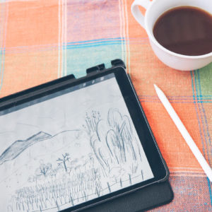 I Draw And Travel – Unterwegs mit dem iPad von Grover