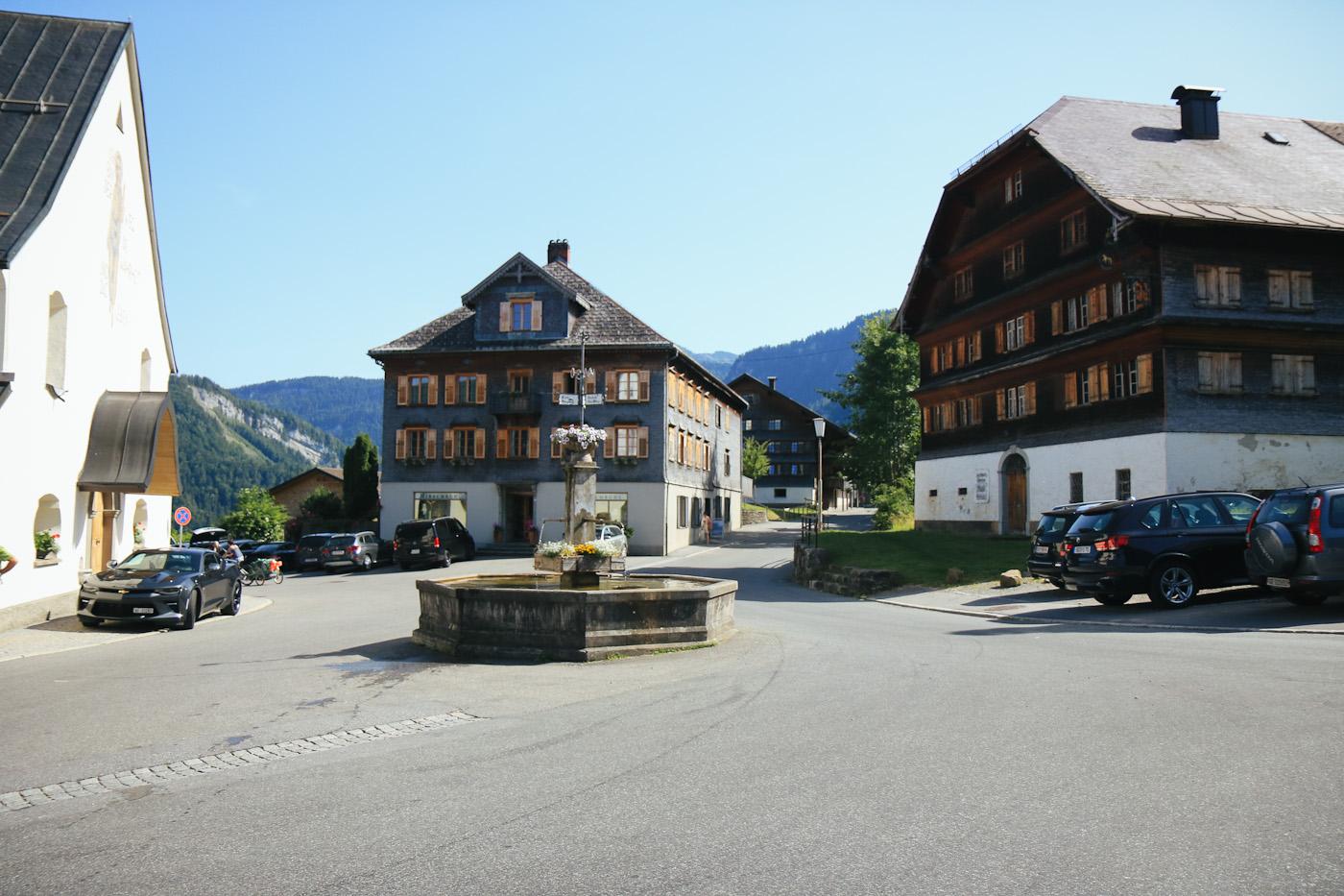 Schwarzenberg Baukunst Bregenzerwald Vorarlberg