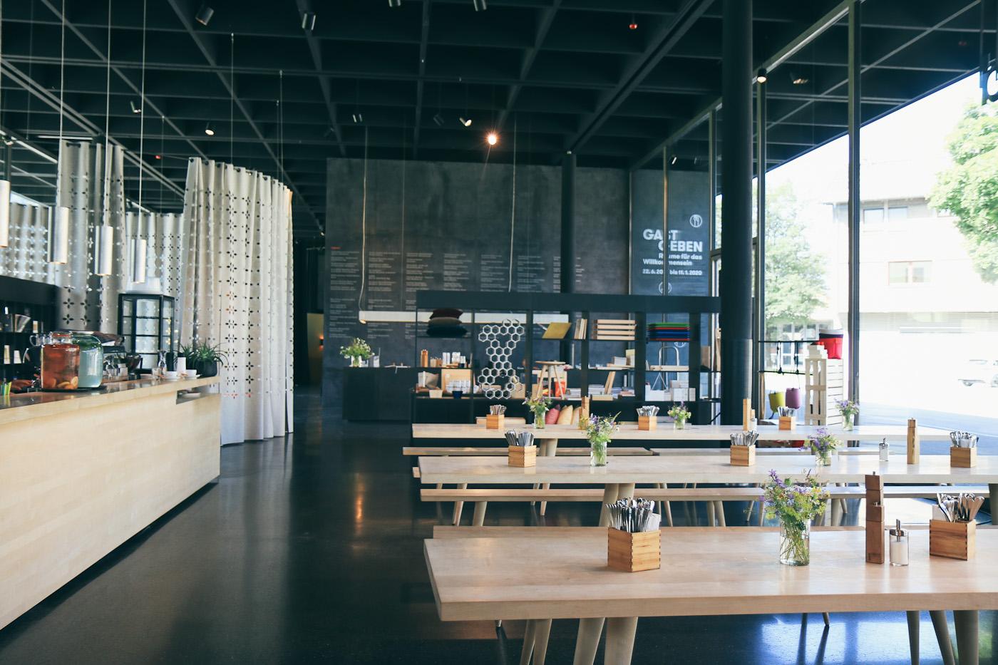 Werkraumhaus Andelsbuch Zumthor Galerie