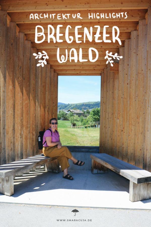Architektur Urlaub im Bregenzerwald Bus:Stop