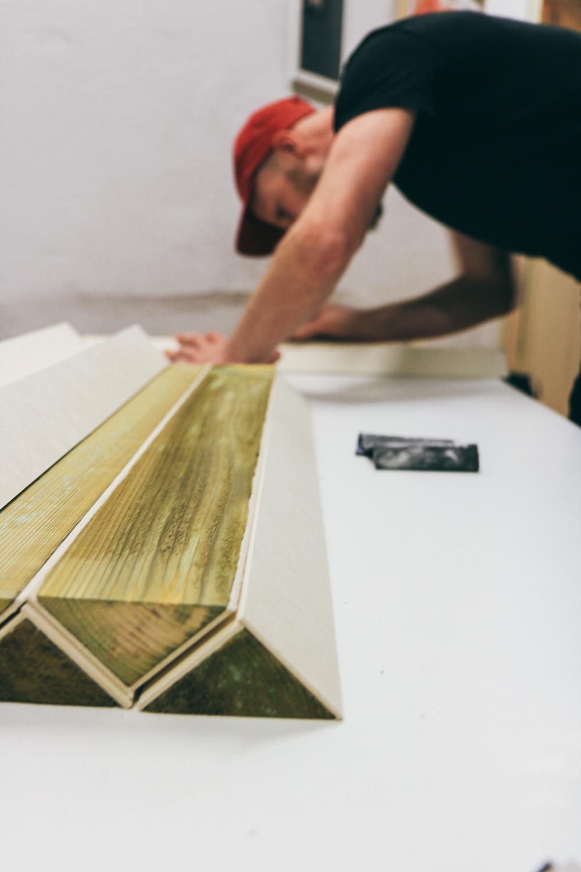 Lenticular Artwork Kunstwerk DIY Illustration