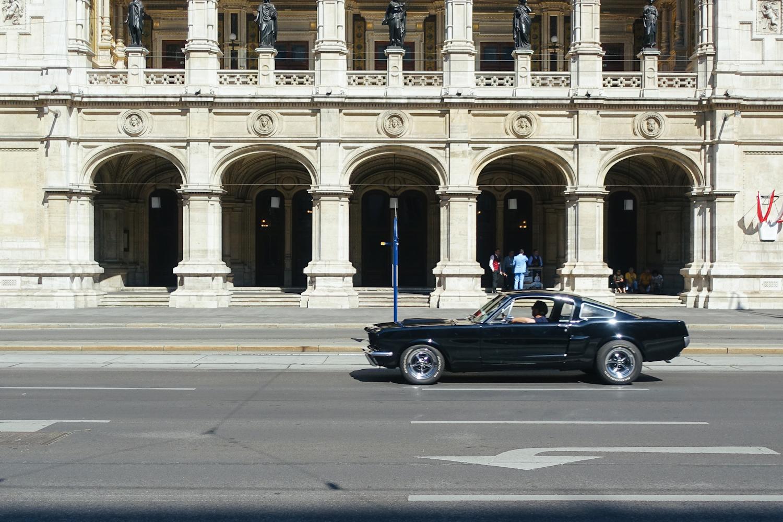 Wien Ibis Styles Städtereise