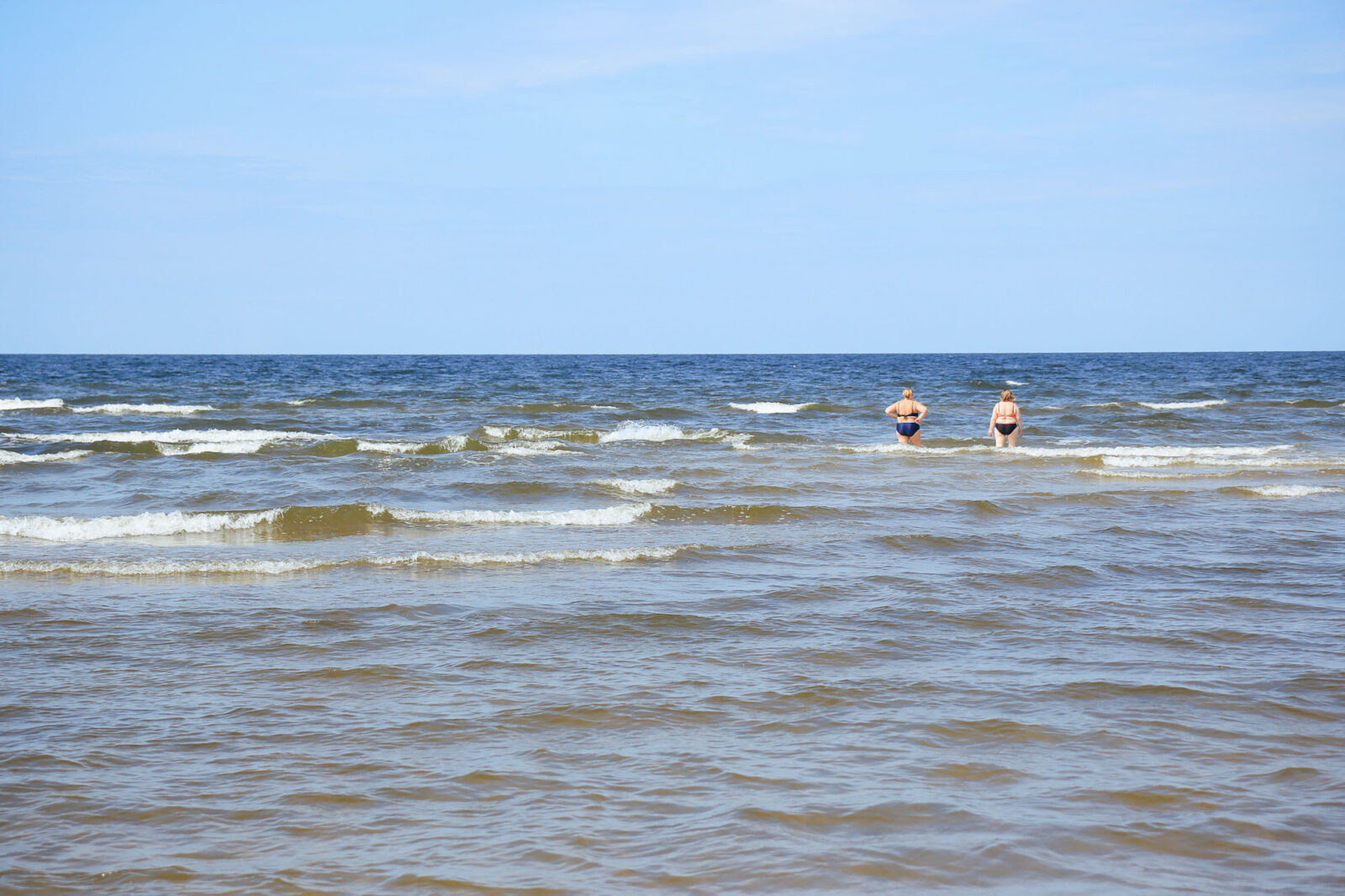 Riga Jurmala Strand Städtereise