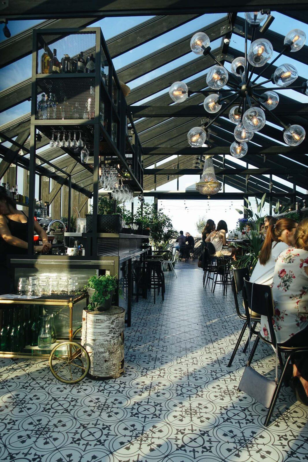 Herbaris Riga Food and Drink