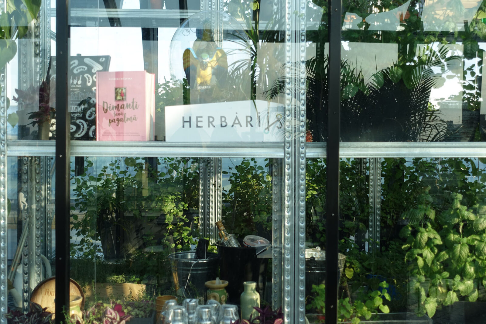 Herbaris Riga Food and Drink