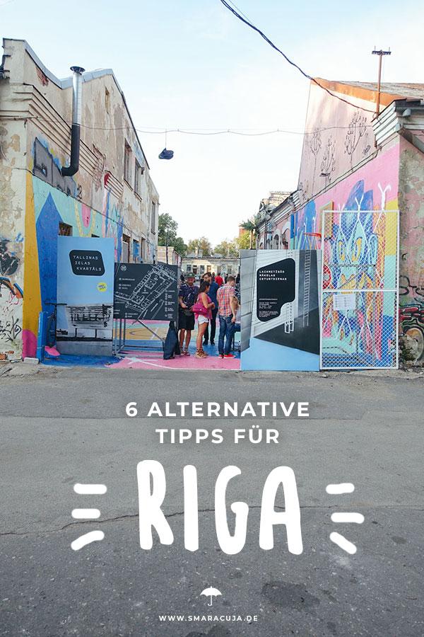 Städtetrip Riga alternative