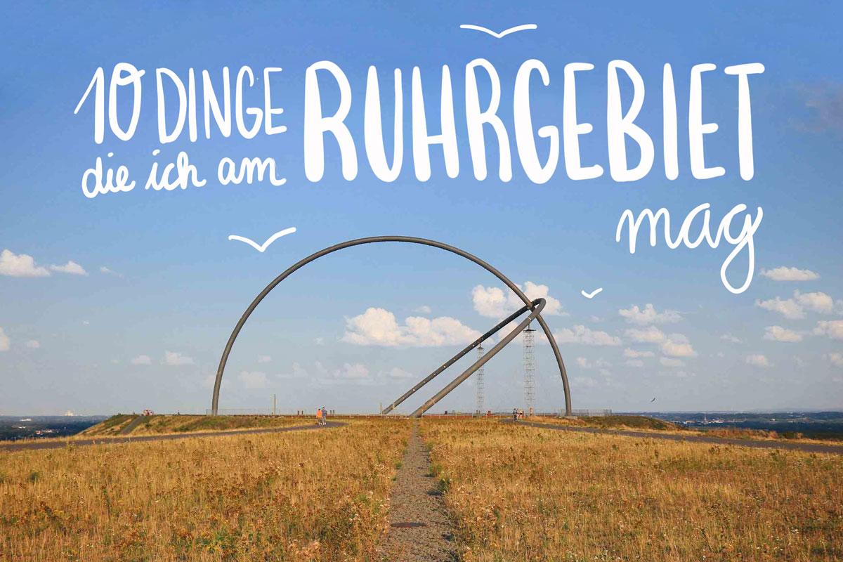 Reise ins Ruhrgebiet Ausflugsziele Ruhrpott