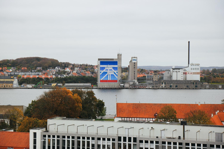 Aalborg Hafen Limfjord