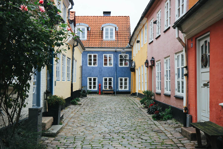 Aalborg Altstadt Dänemark Städtereise Märchenhaft