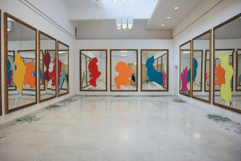 Aalborg Kunsten Museum für moderne Kunst Städtereise Dänemark
