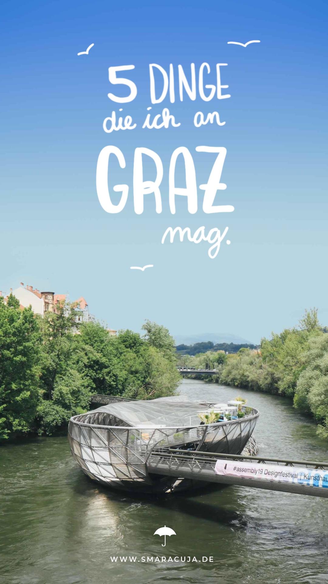 Städtereise nach Graz in Österreich