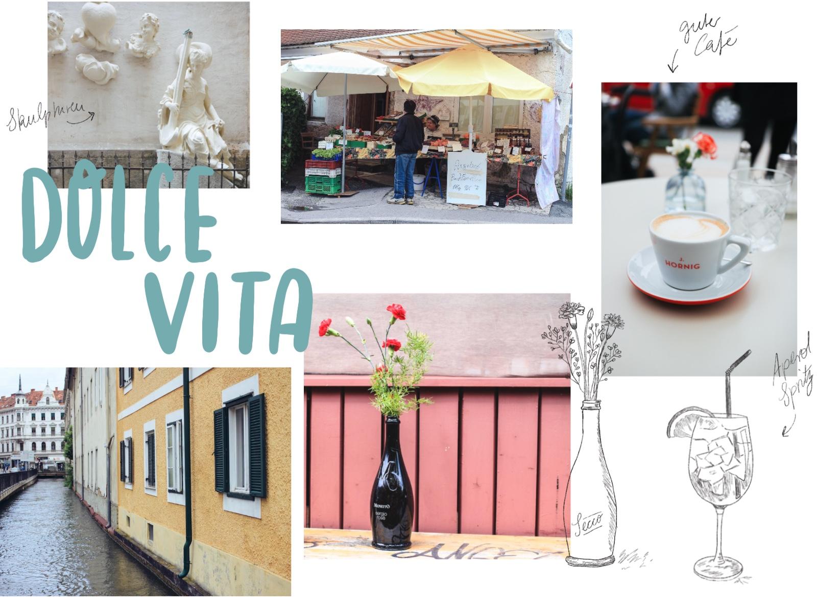 Dolce Vita Graz Städtereise