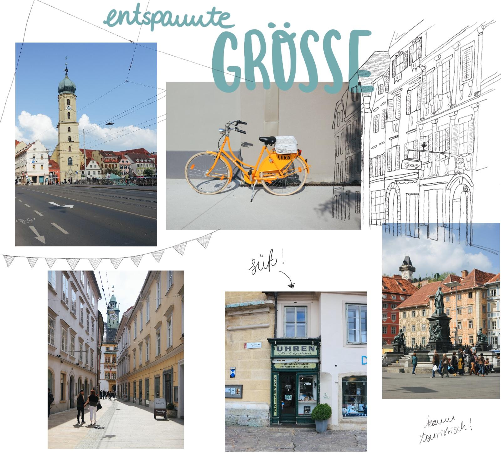 Graz Tourismus Städtereise Tipps