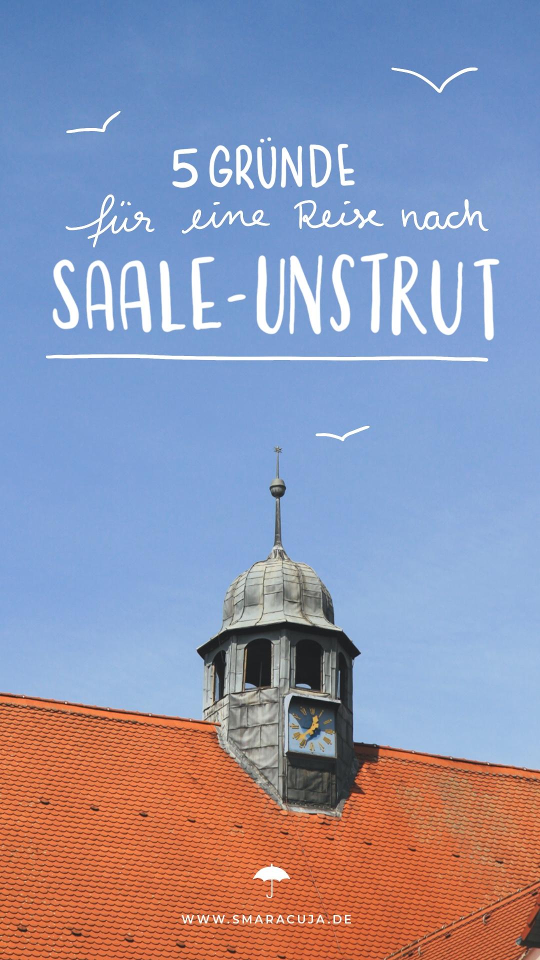 Wochenendtrip nach Saale-Unstrut