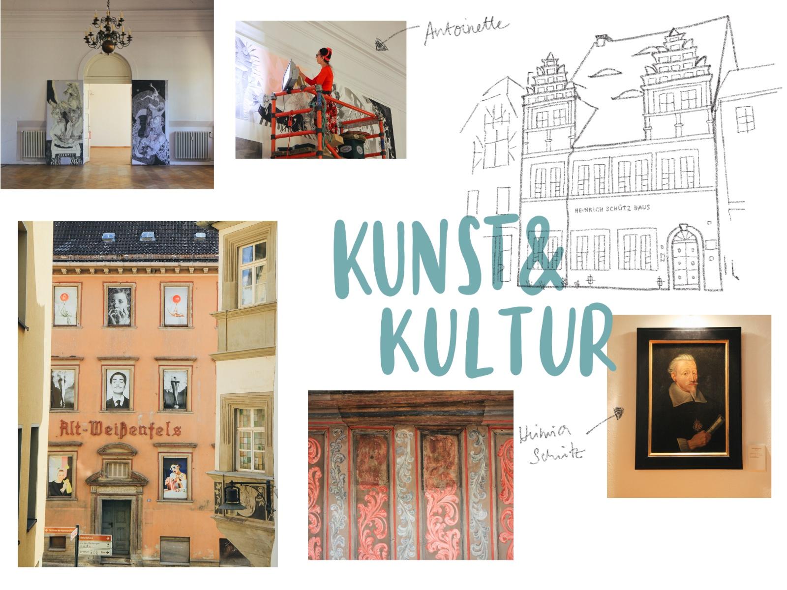 Kunst & Kultur in Saale-Unstrut Weltkulturerbe UNESCO Heinrich Schütz