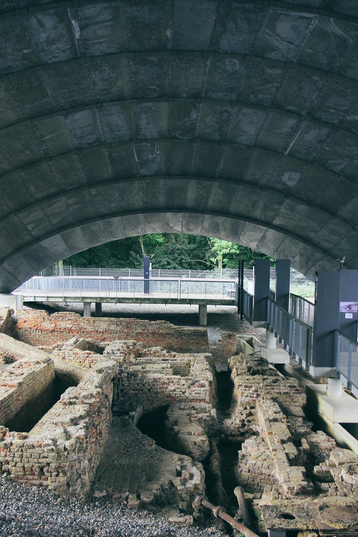 St Antony Hütte Museum Route der Industriekultur