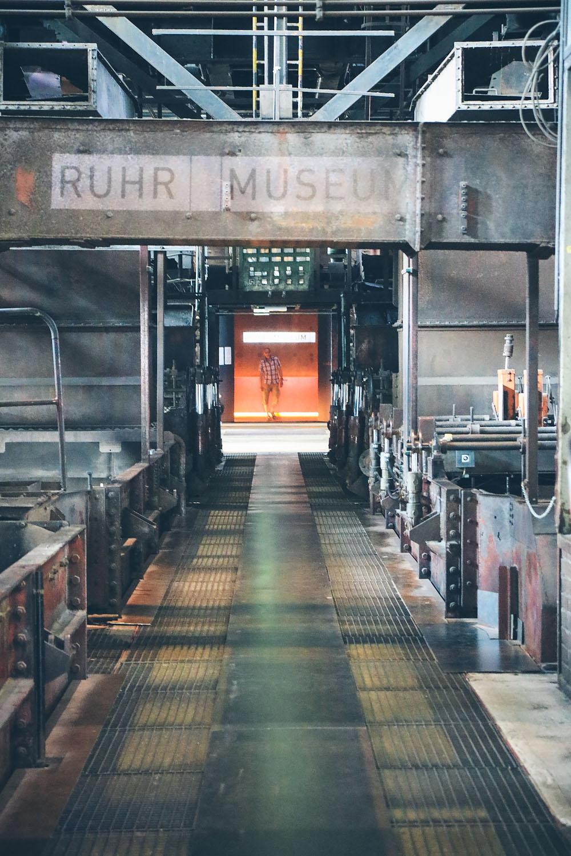 Ruhrmuseum Zeche Zollverein Unesco Weltkulturerbe Route der Industriekultur