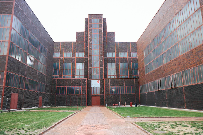 Red Dot Designmuseum Zeche Zollverein Essen UNESCO Weltkulturerbe