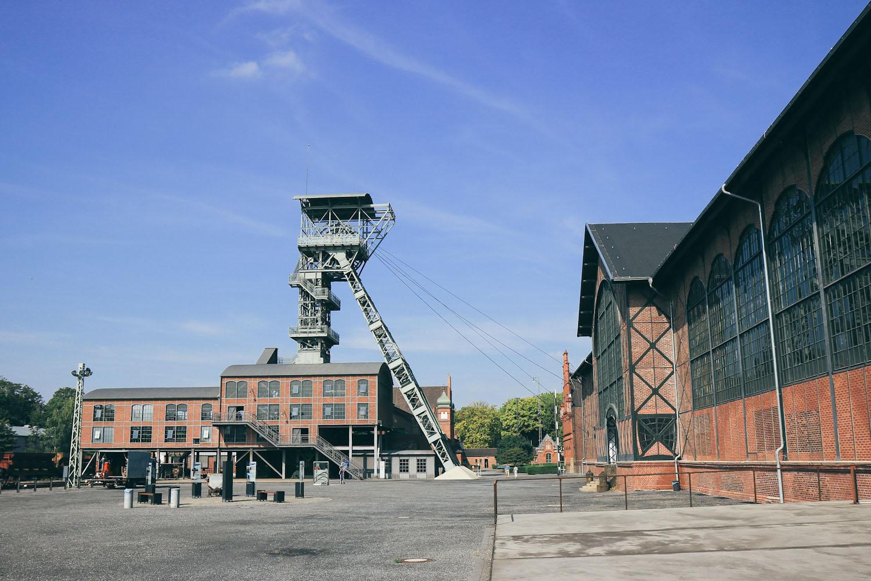 Zeche Zollern Dortmund Route der Industriekultur LWL Industriemuseum