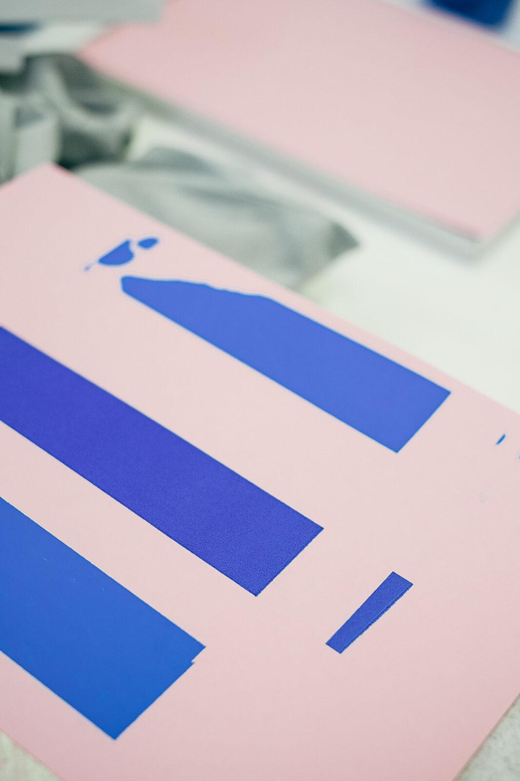Mach doch watte wills lettering special edition art print kunstdruck poster interior