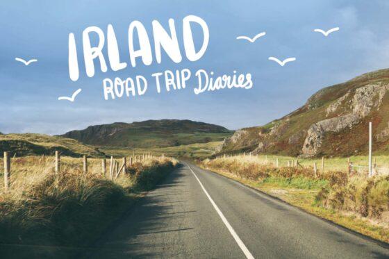 Inishowen 100 Wild Atlatic Way Irland Road Trip